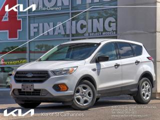 Used 2017 Ford Escape S | Backup Camera | Cruise | Air Condition for sale in St Catharines, ON