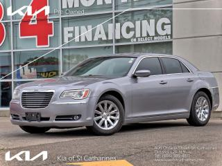 Used 2013 Chrysler 300 TOURING | LEATHER | HTD SEAT | PWR SEAT for sale in St Catharines, ON