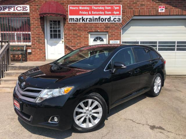 2013 Toyota Venza LE AWD 2.7 Litre Htd Lthr Sunroof Back Up Camera