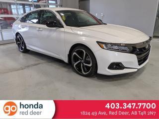 New 2021 Honda Accord Sedan SE for sale in Red Deer, AB