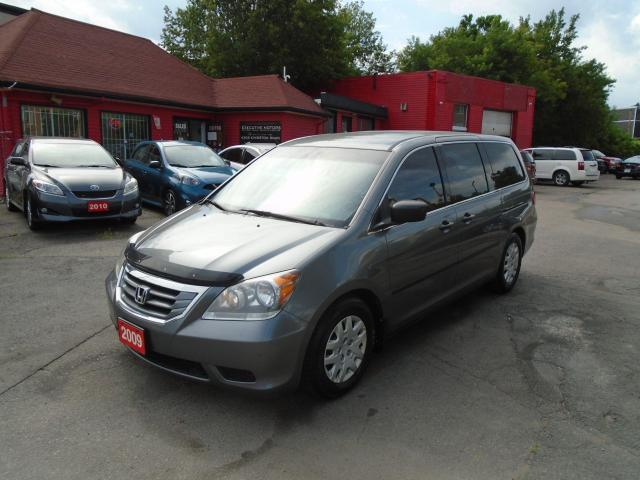 2009 Honda Odyssey DX/ ONE OWNER / NO ACCIDENT / LIKE NEW / ICE A/C