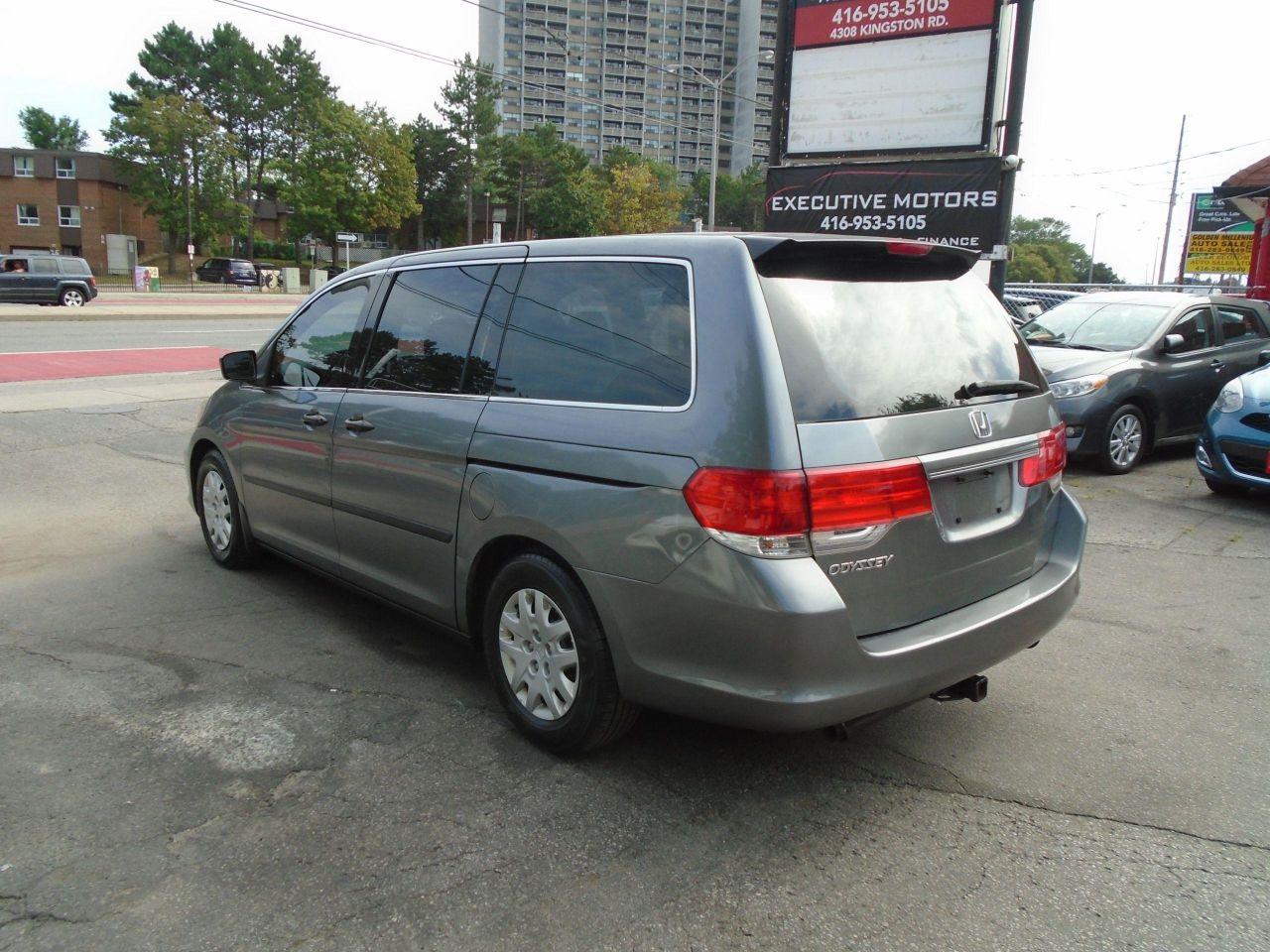 2009 Honda Odyssey