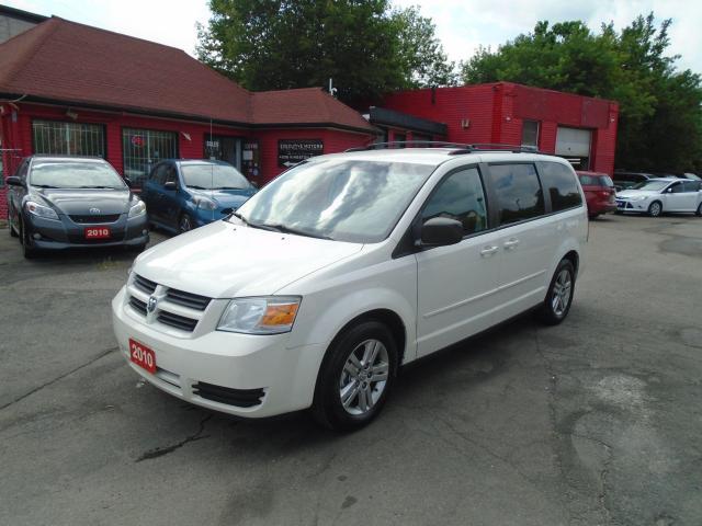 2010 Dodge Grand Caravan SE/ LOW KM / ALLOYS / REAR  CAM / A/C / MINT