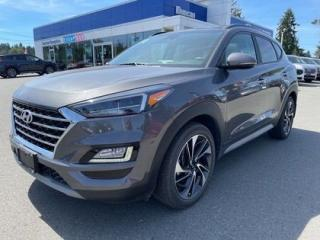 Used 2020 Hyundai Tucson Ultimate for sale in Duncan, BC