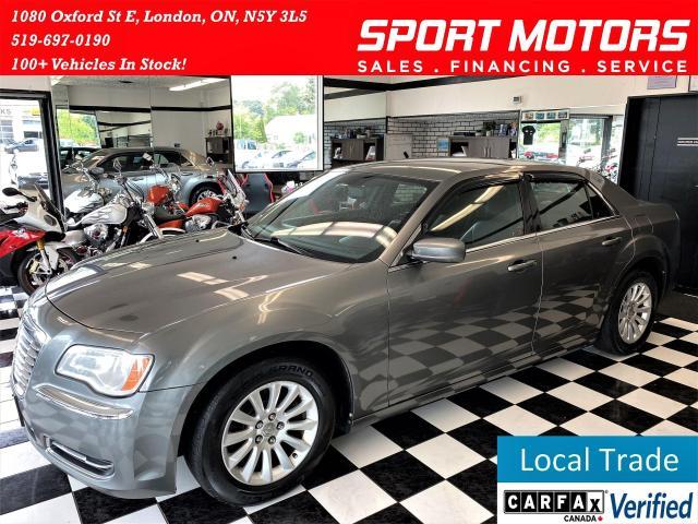 2011 Chrysler 300 Touring+Leather+Push Start+New Brakes+A/C+