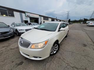 Used 2011 Buick LaCrosse 4dr Sdn Cxl Fwd for sale in Burlington, ON