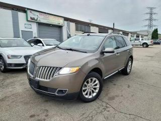 Used 2012 Lincoln MKX AWD 4DR for sale in Burlington, ON