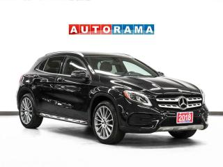 Used 2018 Mercedes-Benz GLA 250 4Matic Leather Panoramic Sunroof Backup Cam for sale in Toronto, ON