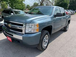 Used 2011 Chevrolet Silverado 1500 LT for sale in Peterborough, ON