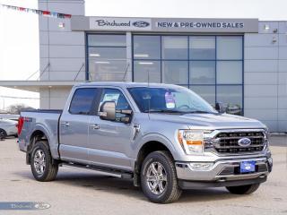 New 2021 Ford F-150 XLT 0.99% APR | XTR | TOW | NAV | for sale in Winnipeg, MB
