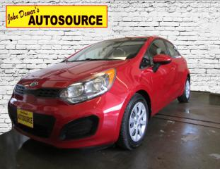 Used 2015 Kia Rio LX+ for sale in Peterborough, ON