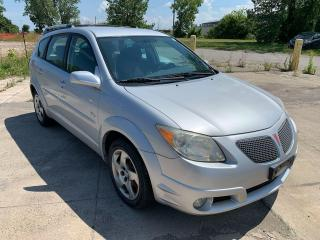 Used 2005 Pontiac Vibe ***Good Condition/Runs & Drives Excellent/Only 107 kms*** for sale in Hamilton, ON