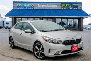 Used 2017 Kia Forte EX - Sunroof - Heated Seats - Backup Cam for sale in Guelph, ON