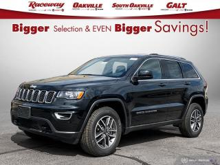 New 2021 Jeep Grand Cherokee Laredo for sale in Etobicoke, ON