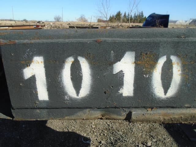 1995 Container One 40 FOOT TRIAXLE CONTAINER CHASSIS 40
