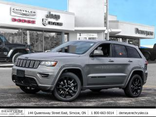 New 2021 Jeep Grand Cherokee ALTITUDE | SUNROOF | PROTECH | TRAILER PKG for sale in Simcoe, ON