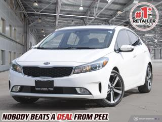 Used 2018 Kia Forte SX for sale in Mississauga, ON