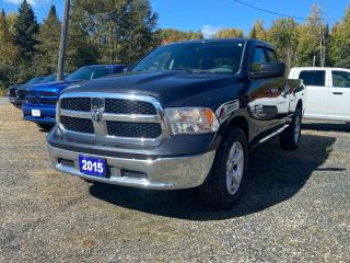 Used 2015 RAM 1500 SLT for sale in Spragge, ON