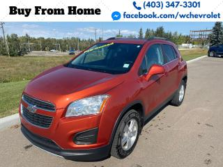 Used 2014 Chevrolet Trax 2LT for sale in Red Deer, AB