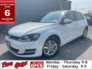 Used 2016 Volkswagen Golf 1.8 TSI Trendline   Auto   Htd Seats   Bluetooth   for sale in St Catharines, ON