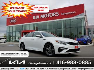 Used 2019 Kia Optima LX | CLN CRFX | BU CAM | HTD SEATS | 57 K | B/T for sale in Georgetown, ON