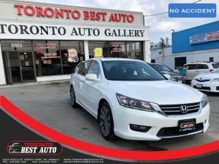 Used 2015 Honda Accord Sedan |Sport| for sale in Toronto, ON