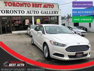 Used 2013 Ford Fusion Hybrid |SOLD|SOLD|SOLD|SE|NO ACCIDENT|ONE OWNER|LOW KILOMETRES| for sale in Toronto, ON