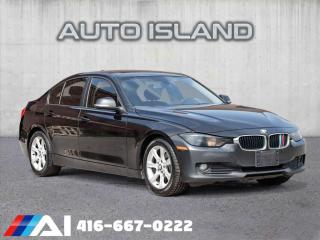 Used 2013 BMW 3 Series 4dr Sdn 320i RWD for sale in North York, ON