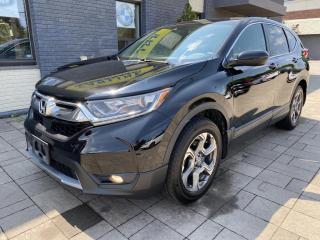 Used 2017 Honda CR-V AWD EX-L for sale in Nobleton, ON