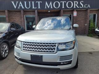Used 2016 Land Rover Range Rover 4WD 4dr SC for sale in Brampton, ON