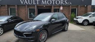 Used 2013 Porsche Cayenne AWD 4dr GTS for sale in Brampton, ON
