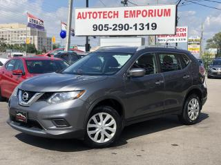 Used 2016 Nissan Rogue S AWD Camera/Bluetooth/Cruise&GPS* for sale in Mississauga, ON