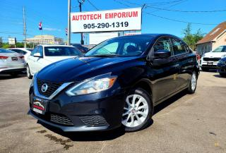Used 2016 Nissan Sentra SV Camera/Heated Seats/Alloys&GPS* for sale in Mississauga, ON