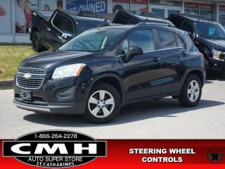 Used 2014 Chevrolet Trax LT w/1LT  BLUETOOTH S/W-AUDIO P/SEAT 16-AL for sale in St. Catharines, ON