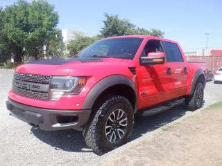 Used 2013 Ford F-150 SVT Raptor SuperCrew 5.5-ft. Bed 4WD for sale in Burnaby, BC