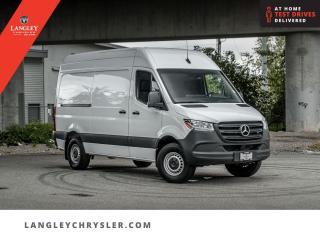 Used 2020 Mercedes-Benz Sprinter Cargo Van 2500 High Roof V6 144 for sale in Surrey, BC
