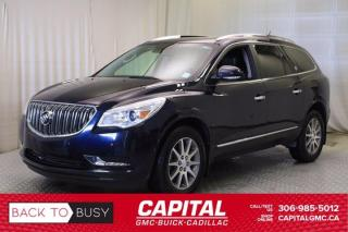 Used 2017 Buick Enclave Leather AWD* for sale in Regina, SK