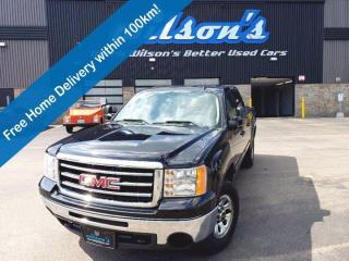Used 2013 GMC Sierra 1500 SLE Crew 4WD, Power Group, Cruise, Keyless Entry and more! for sale in Guelph, ON