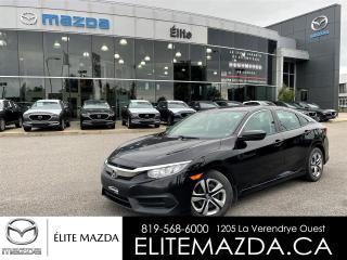 Used 2016 Honda Civic LX Sedan 6MT for sale in Gatineau, QC