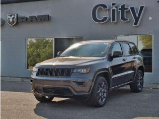New 2021 Jeep Grand Cherokee Leather | V6 | Tow Group #68 for sale in Medicine Hat, AB