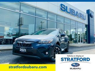 New 2021 Subaru XV Crosstrek Touring for sale in Stratford, ON