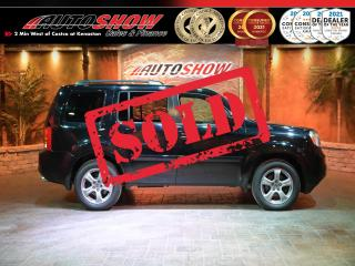 Used 2012 Honda Pilot EX 4WD - Remote Start, Htd Seats, B.Up Cam !! for sale in Winnipeg, MB
