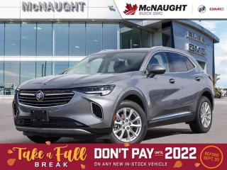 New 2021 Buick Envision Preferred 2.0L AWD for sale in Winnipeg, MB