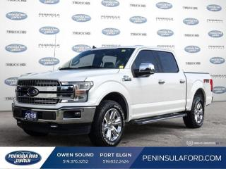 New 2019 Ford F-150 Lariat - Leather Seats -  Cooled Seats - $357 B/W for sale in Port Elgin, ON