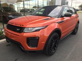 Used 2016 Land Rover Evoque HSE Dynamic for sale in Halifax, NS