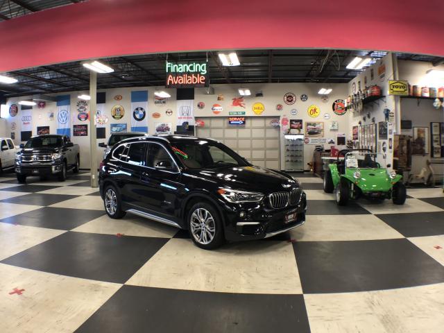 2017 BMW X1 xDrive28i AUTO NAVI PANO/ROOF BACKUP CAMERA 99K