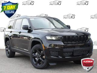 Used 2021 Jeep Grand Cherokee L Laredo Dealer Demonstrator for sale in St. Thomas, ON