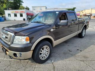 Used 2007 Ford F-150 King Ranch for sale in Milton, ON