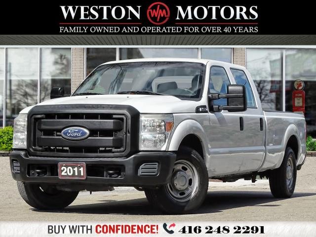 2011 Ford F-250 SUPERDUTY*LEATHER*4X4*CREWCAB*PICTURES COMING!*
