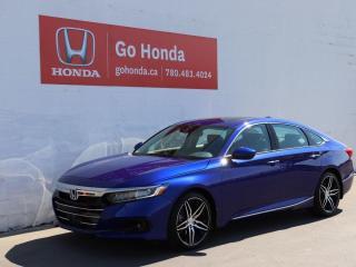 New 2021 Honda Accord Sedan Touring for sale in Edmonton, AB
